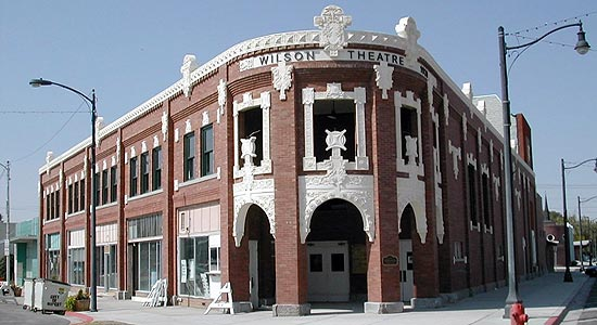 Wilson Theatre in Rupert photo courtesy of City-Data