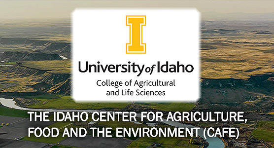 Idaho Center for Agriculture, Food and the Environment (CAFE) Education and Outreach Complex at Crossroads Point Business Center Announcement
